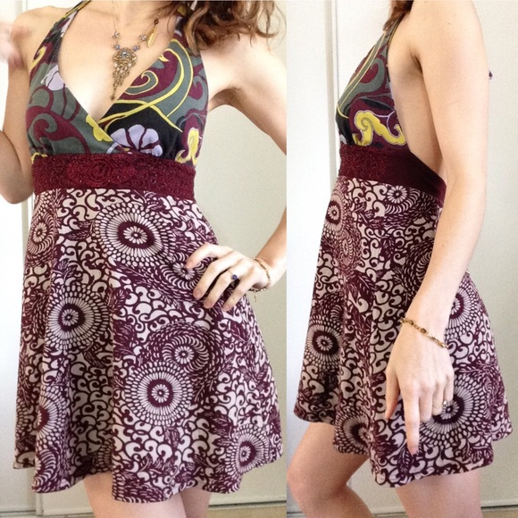 Desigual Dresses & Skirts - This artsy dress